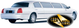 Limo Hire Baxley - Cars for Stars (London) offering white, silver, black and vanilla white limos for hire