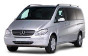 Chauffeur driven Mercedes Viano people carrier - Up to 7 passengers in comfort, from Cars for Stars (London)